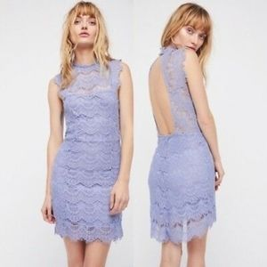 Free People Daydream lace dress - NWT